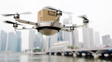 Drones, les livreurs du futur ?